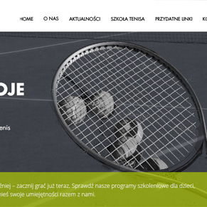 tenis website