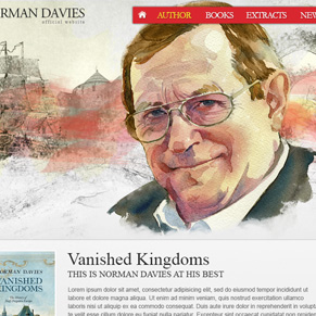 Norman Davies official website