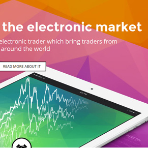 electronic market website