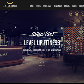 fittness club website
